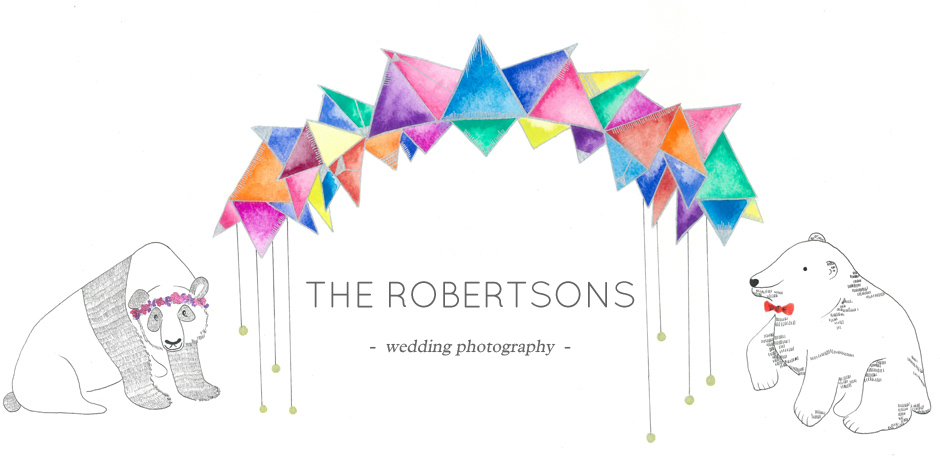 Hunter Valley Wedding Photographers – The Robertsons Photography logo